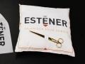 Coussin textile personnalisé - Estener